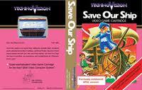 Save Our Ship per Atari 2600