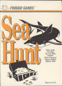 Sea Hunt per Atari 2600