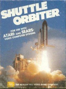 Shuttle Orbiter per Atari 2600