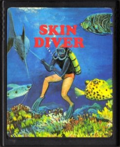 Skin Diver per Atari 2600