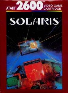 Solaris per Atari 2600