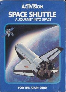 Space Shuttle: A Journey Into Space per Atari 2600