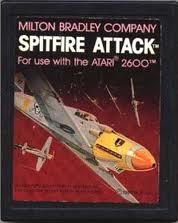 Spitfire Attack per Atari 2600