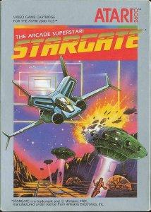 Stargate per Atari 2600