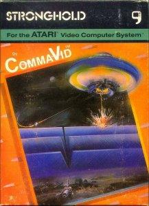 Stronghold per Atari 2600