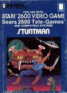 Stuntman per Atari 2600