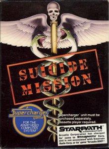 Suicide Mission per Atari 2600