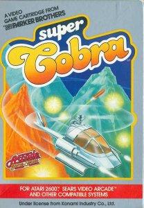 Super Cobra per Atari 2600