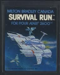 Survival Run per Atari 2600