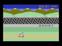 Sweat: The Decathlon Game per Atari 2600