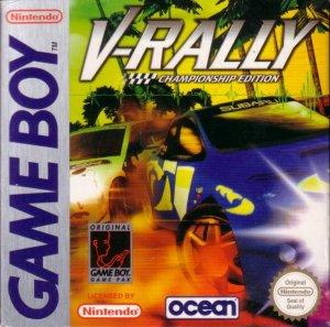 V-Rally Championship Edition per Game Boy