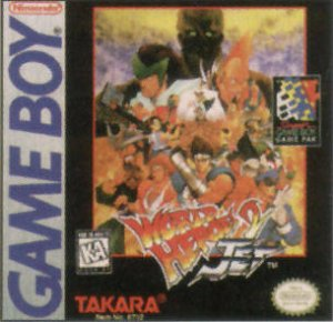 Nettou World Heroes 2 Jet per Game Boy