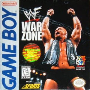 WWF War Zone per Game Boy