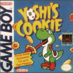 Yoshi's Cookie per Game Boy