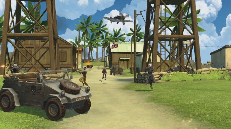 Battlefield Heroes compie tre anni, contenuti gratuiti per tutti