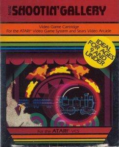 Shootin' Gallery per Atari 2600