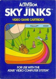 Sky Jinks per Atari 2600
