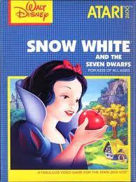 Snow White per Atari 2600