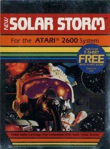 Solar Storm per Atari 2600
