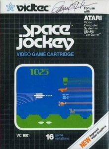 Space Jockey per Atari 2600