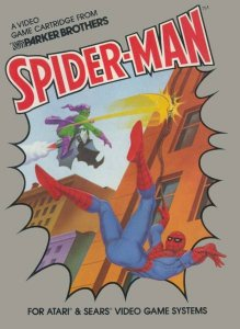 Spiderman per Atari 2600