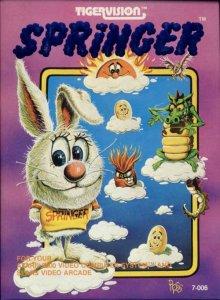 Springer per Atari 2600