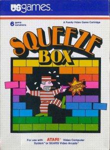 Squeeze Box per Atari 2600