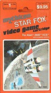 Star Fox per Atari 2600
