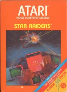 Star Raiders per Atari 2600