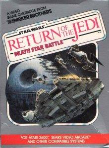 Star Wars Return of The Jedi: Death Star Battle per Atari 2600