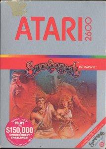 Swordquest: Earthworld per Atari 2600
