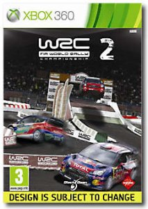 WRC: FIA World Rally Championship 2 per Xbox 360
