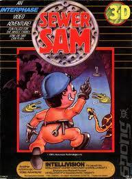 Sewer Sam per Atari 2600