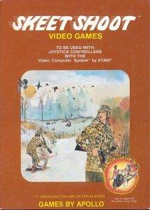 Skeet Shoot per Atari 2600