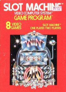 Slot Machine per Atari 2600