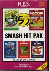 Smash Hit Pack per Atari 2600