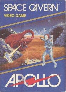 Space Cavern per Atari 2600