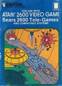 Space Canyon per Atari 2600