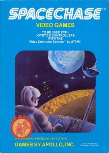 Spacechase per Atari 2600