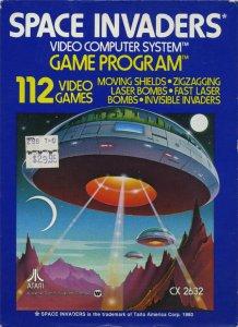 Space Invaders per Atari 2600