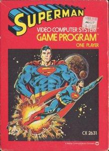 Superman per Atari 2600
