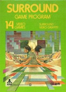 Surround per Atari 2600