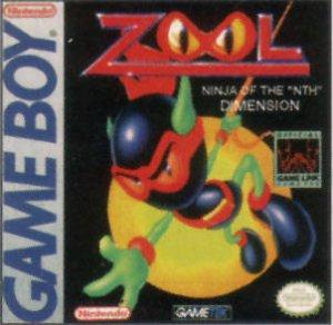 "Zool: Ninja of the ""Nth"" Dimension per Game Boy"