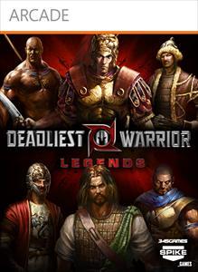 Deadliest Warrior: Legends per Xbox 360