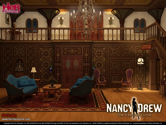 La soluzione di Nancy Drew: The Captive Curse