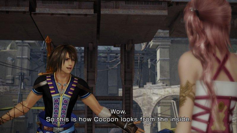 Voci dal Sottobosco - Final Fantasy XIII-2