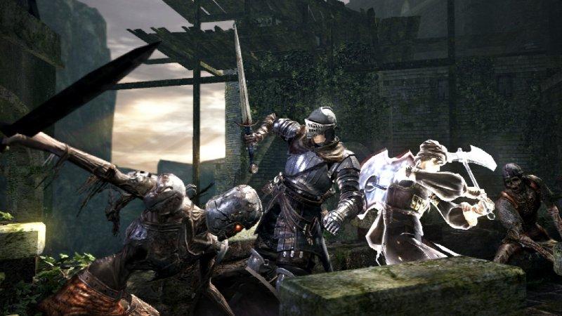 Dark Souls, grande libertà agli sviluppatori