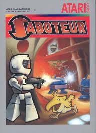 The Saboteur per Atari 2600