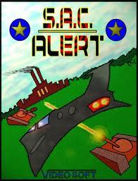 SAC Alert per Atari 2600