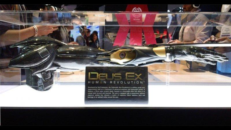 Deus Ex: Human Revolution - Jensen dà una mano agli utenti americani